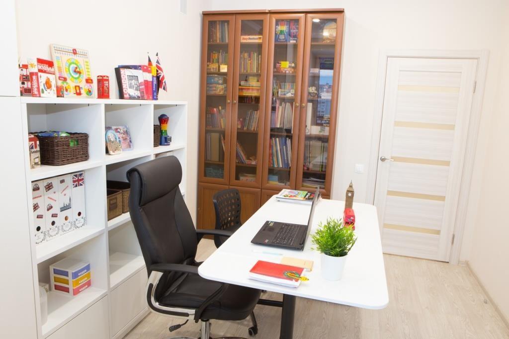 Кабинет для индивидуальных занятий и встреч с коллегами