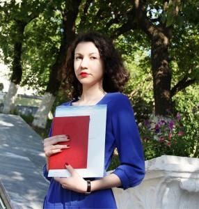 Сейчас Динара учится в магистратуре в Москве