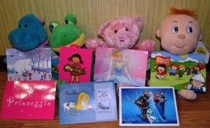 Алискины открытки
