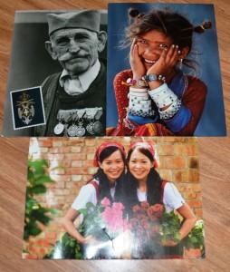 У каждого посткроссера найдутся подобные открытки