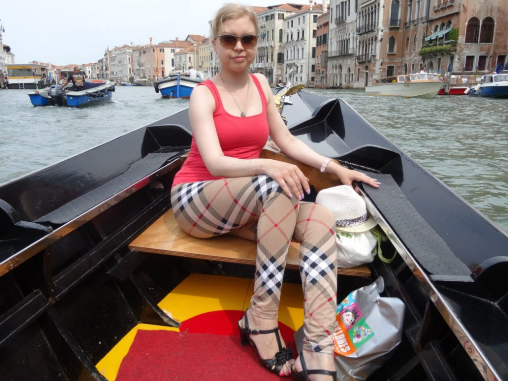 Венеция (фото из архива Маргариты)